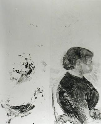 Study for Artilleryman and his Wife, 1886