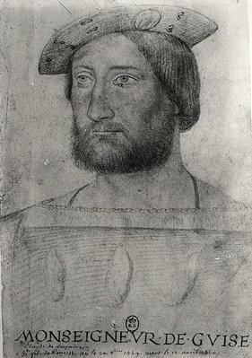 Portrait of Claude of Lorraine