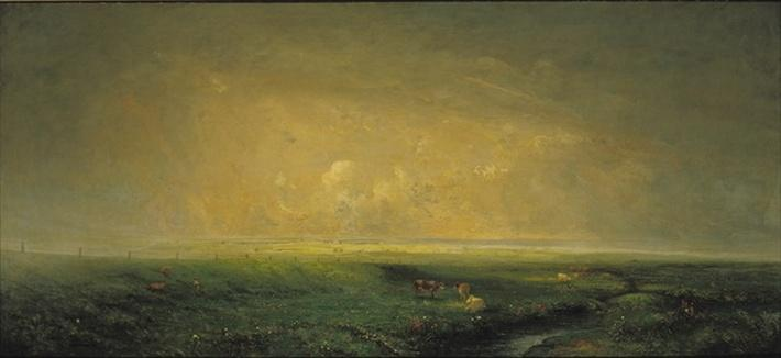 Rain and Sun, c.1873