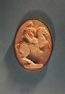 Cameo representing Ferdinand IV