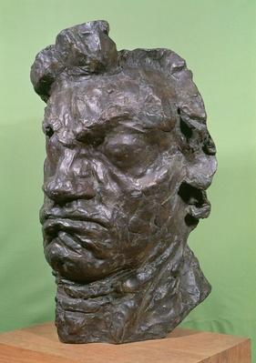 Tragic Mask of Ludwig van Beethoven