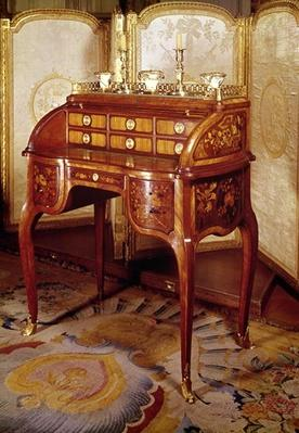 Louis XV Writing Desk