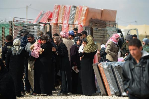 Thousands of Syrian Refugees Seek Shelter in Jordan | Conflicts: Syria