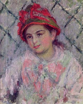 Portrait of Blanche Hoschede