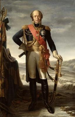 Portrait of Louis Nicolas Davout