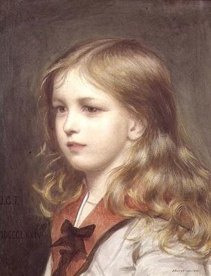 Portrait of Sir John George Thorold, 19th century