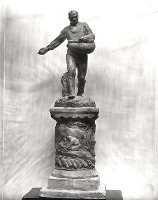 The Sower, maquette for a monument dedicated to the workers in the fields, 1889-1900