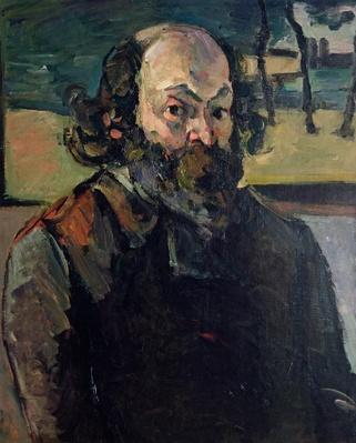Self Portrait, c.1873-76