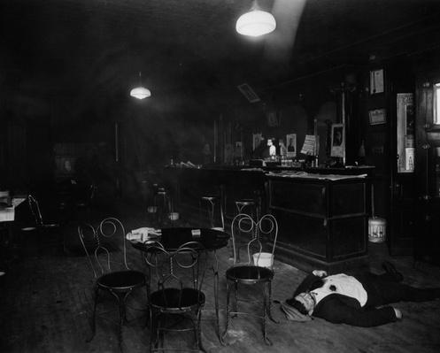 Chicago Speakeasy | Ken Burns: Prohibition