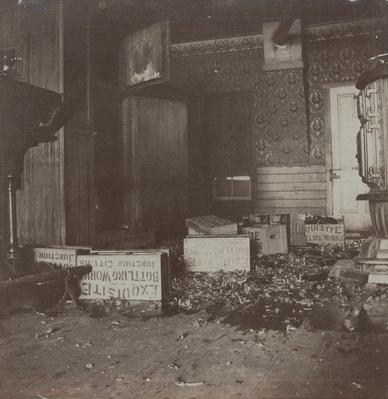 Saloon Destroyed by Carrie Nation | Ken Burns: Prohibition