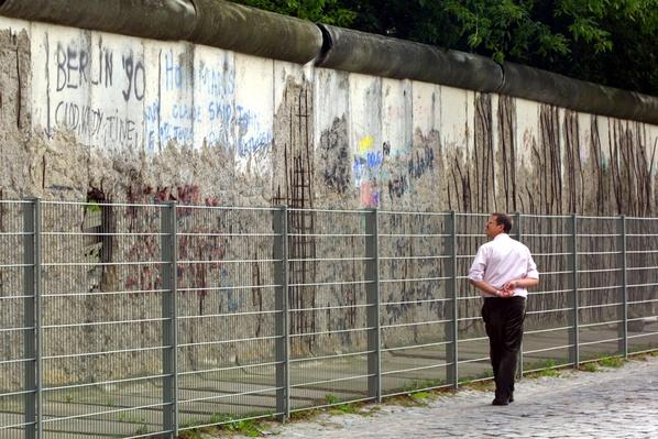 Berlin Wall Anniversary | Berlin Wall | The 20th Century Since 1945: Postwar Politics