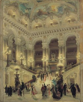 The Staircase of the Opera, 1877
