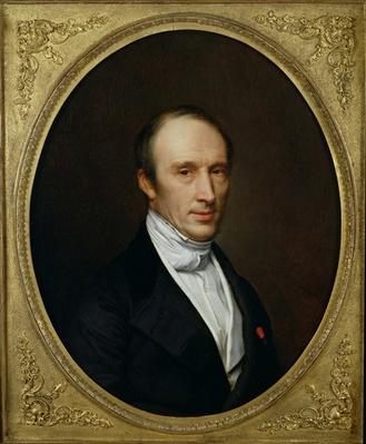 Portrait of Louis Cauchy