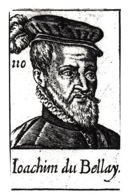 Portrait of Joachim du Bellay