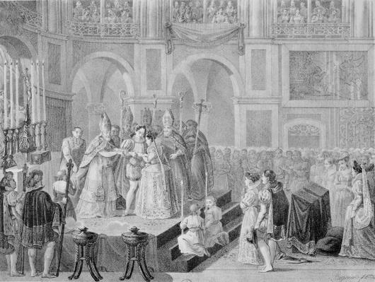 The Marriage of Henri III