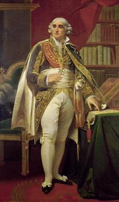 Portrait of Jean-Jacques-Regis de Cambaceres