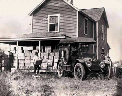 Corn Liquor Confiscated | Ken Burns: Prohibition