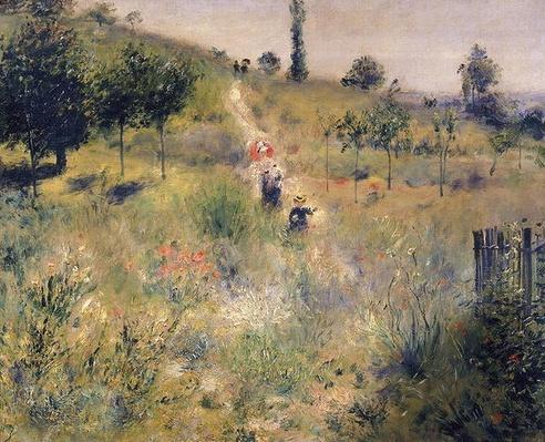 The Path through the Long Grass, c.1875