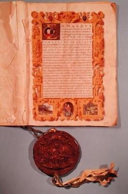Ratification by Edward VI