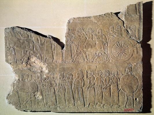 Assyrian Slaves