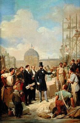 Study for Napoleon III