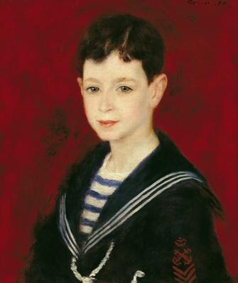 Portrait of Fernand Halphen