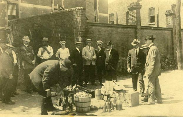 Reverend Charles Monroe Sheldon and Reverend Young   Ken Burns: Prohibition
