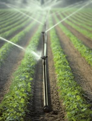 Agricultural irrigation system | Human Impact on the Physical Environment | Geography