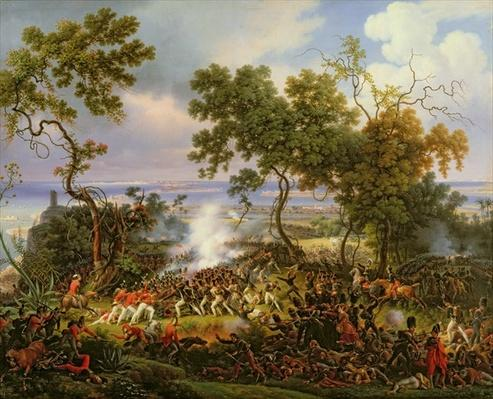 The Battle of Chiclana, 5th March 1811, 1824