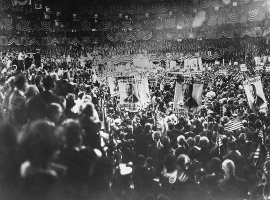 Democratic Convention in Madison Square Garden | Ken Burns: Prohibition
