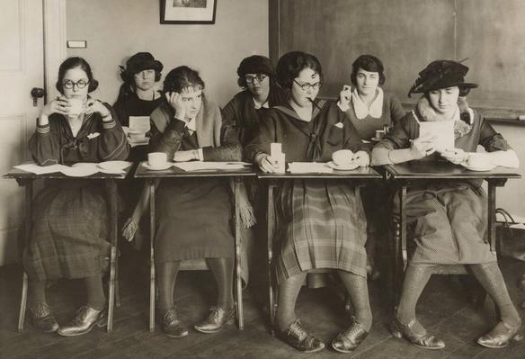 Radcliffe (Harvard) Students Take Exams | Ken Burns: Prohibition