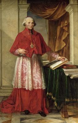 Portrait of Cardinal Joseph Fesch