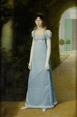 Portrait of Charlotte Bonaparte