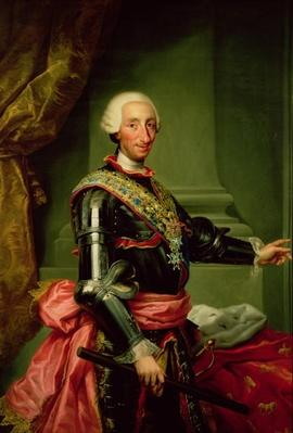 Portrait of Charles III