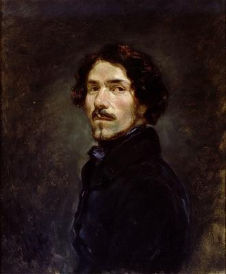 Self Portrait, c.1842