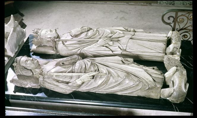 Effigies of Philippe III