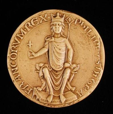 Seal of Philippe II Auguste