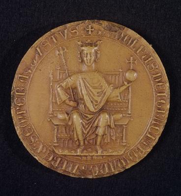 Seal of Rudolf I