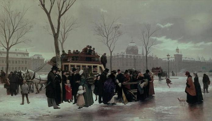 Paris Bus Accident