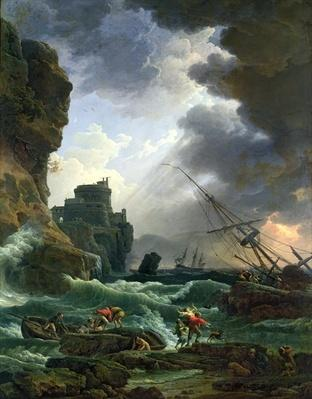 The Storm, 1777