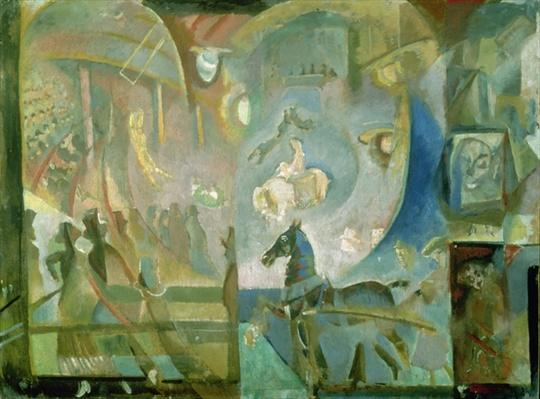 The Circus, c.1910