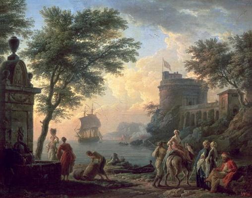 Seaport, 1763