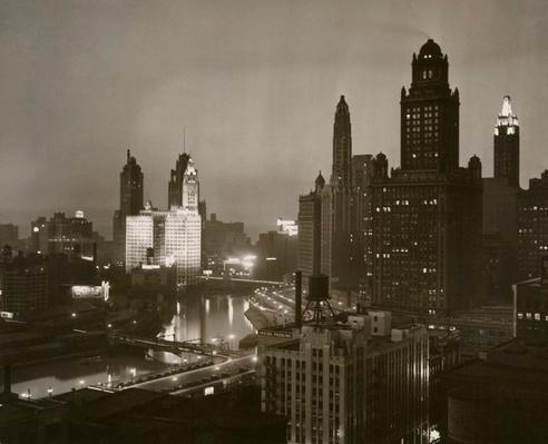 Chicago at Night | Ken Burns: Prohibition