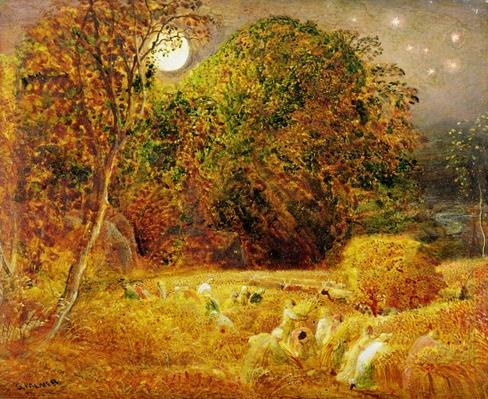 The Harvest Moon, 1833