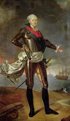 Portrait of Louis-Jean-Marie de Bourbon