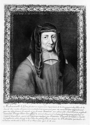 Portrait of Louise de Marillac