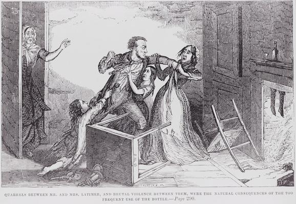 Temperance Illustration | Ken Burns: Prohibition