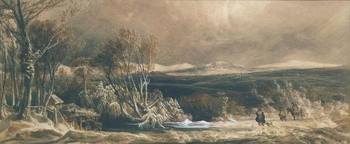 The Snow Drift