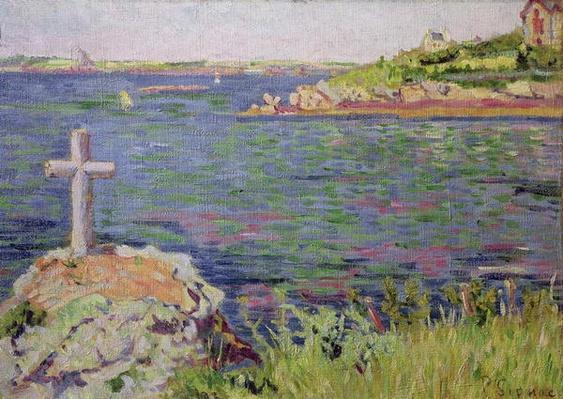 Saint-Briac, the Sailor's Cross, 1885
