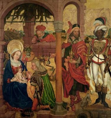 Adoration of the Magi, c.1475
